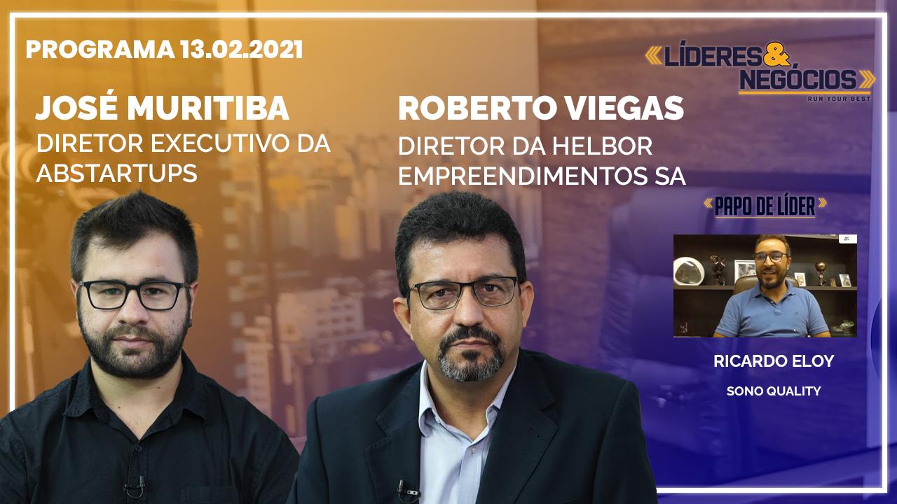 Entrevista com José Muritiba, Ricardo Eloy, e Roberto Viegas | 13.02.2021