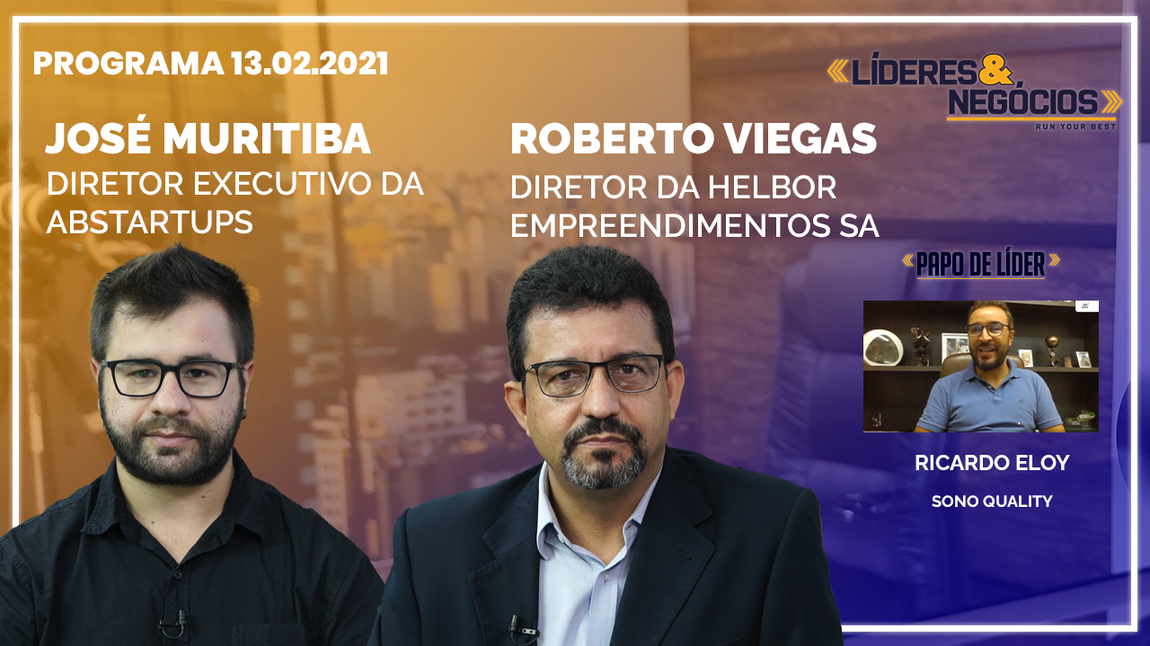 José Muritiba, Ricardo Eloy, e Roberto Viegas | 13.02.2021